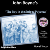 The Boy in the Striped Pyjamas-John Boyne Teacher Text Gui