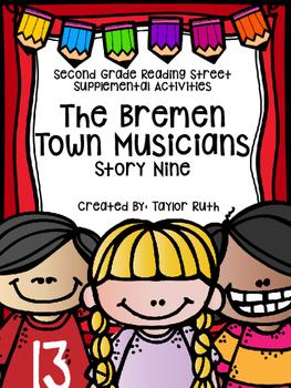The Bremen Town Musicians Supplemental Activities (Second