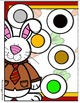 The Bunny Bunch Color File Folder Game