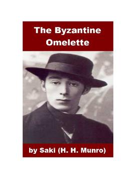 The Byzantine Omelette - Story by Saki