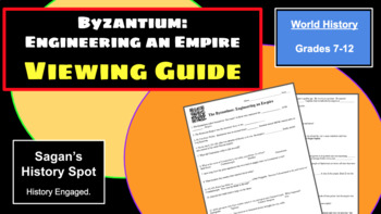 The Byzantines: Engineering an Empire Video Guide