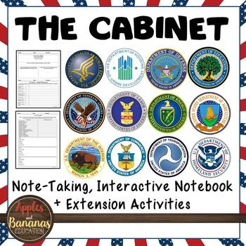 The Cabinet - Interactive Note-taking Activities