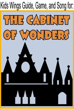 The Cabinet of Wonders, The Kronos Chronicles, Book 1 by M