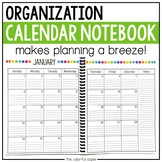 The Calendar Notebook