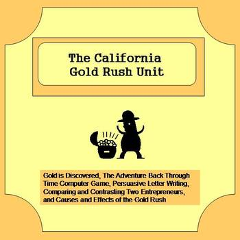 The California Gold Rush Unit