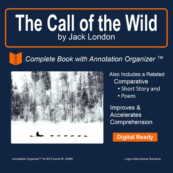 Call of the Wild - Jack London: Digital Book Bundle and An