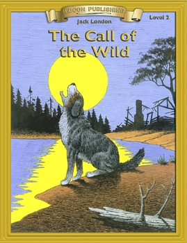 The Call of the Wild RL2.0-3.0 flip page EPUB for iPads, i