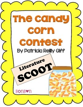 The Candy Corn Contest Literature Scoot