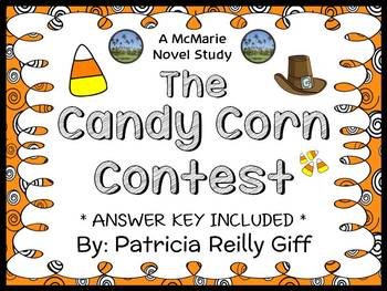 The Candy Corn Contest (Patricia Reilly Giff) Novel Study