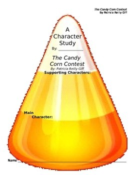 The Candy Corn Contest Questions and Character Study