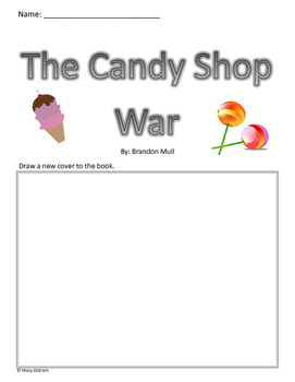 The Candy Shop War Novel Study