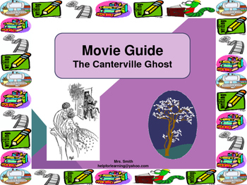 Movie Guide: The Canterville Ghost-Suspense, Foreshadowing