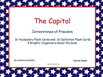 The Capitol  ~ Cornerstones of Freedom Book