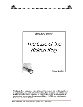 The Case of the Hidden King