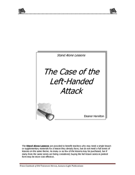 The Case of the Left-Handed Attack