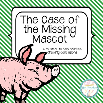 Drawing Conclusions: Sports/School FREEBIE {The Case of th