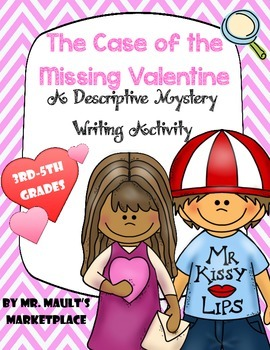 The Case of the Missing Valentine: A Valentine's Day Myste