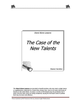 The Case of the New Talents
