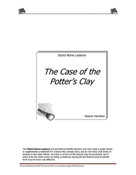 The Case of the Potter's Clay