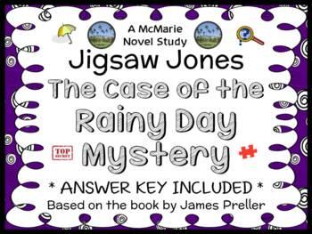The Case of the Rainy Day Mystery (James Preller) Novel St