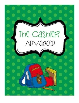 """""""The Cashier"""" Advanced Level Practice with Change"""