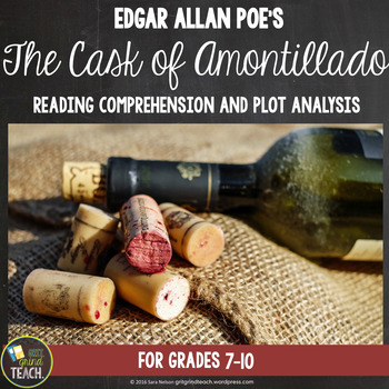 The Cask of Amontillado Reading Comprehension and Plot Analysis