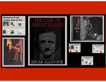 The Cask of Amontillado Short Story Prezi