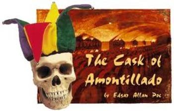 Halloween Horrors The Cask of Amontillado by Edgar Allan P