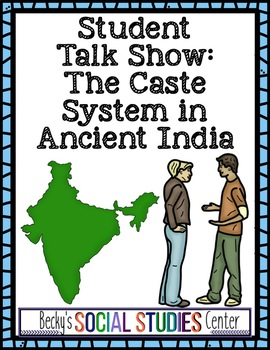 The Caste System in Ancient India - Student Talk Show - Fu