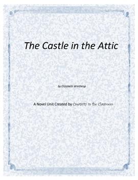 The Castle in the Attic Novel Unit Plus Grammar