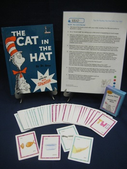 The Cat in the Hat English parent pack