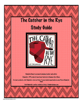 The Catcher in the Rye Study Guide