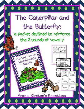 The Caterpillar and Butterfly: a packet to support the e a