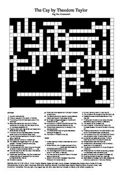 The Cay - Big Fun Crossword