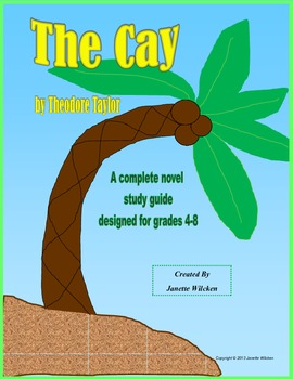 The Cay: Complete Novel Study Guide
