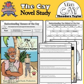 The Cay Novel Study (No Prep) grades 5-8 with Text depende