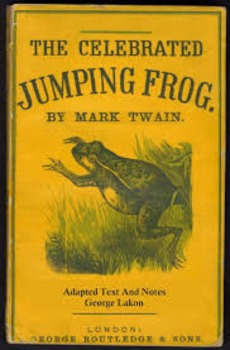 The CelebratedJumping Frog of Calaveras County Short Story Study