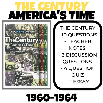 The Century: America's Time - 1960-1964: Poisoned Dreams