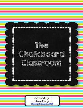 The Chalkboard Classroom
