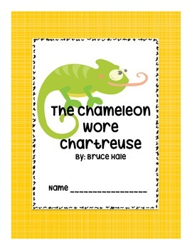 The Chameleon Who Wore Chartreuse