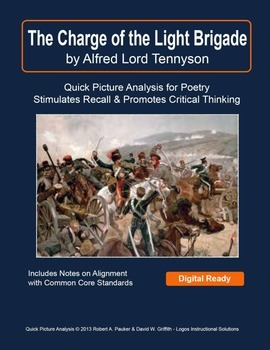 """The Charge of the Light Brigade"" by A.L. Tennyson: Quick"
