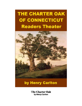 The Charter Oak of Connecticut - Readers Theater