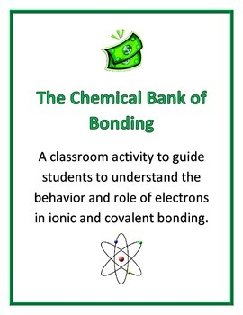 The Chemical Bank of Bonding