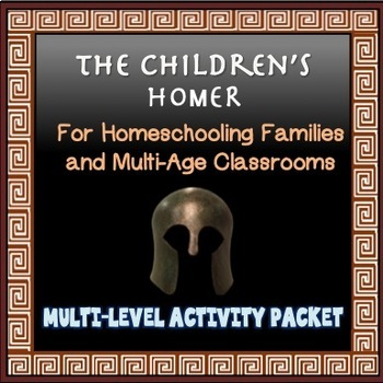 Children's Homer Study Guide and Teacher Packet