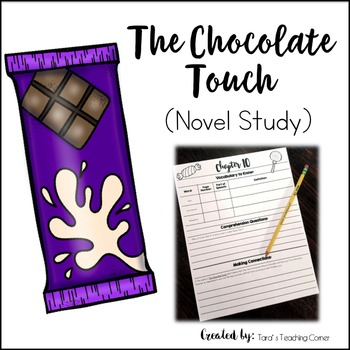 The Chocolate Touch (Novel Study)