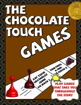 The Chocolate Touch Game Set