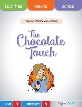 The Chocolate Touch Lesson Plan  (Book Club Format - Deter