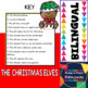 The Christmas´ Elves - Build your Dual Emergent Reader