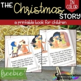 The Christmas Story: Printable Book (Color Version)