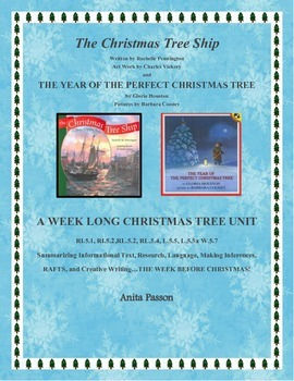 The Christmas Tree Ship - Writing Informational Summaries